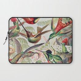 Ernst Haekel- Hummingbirds Laptop Sleeve