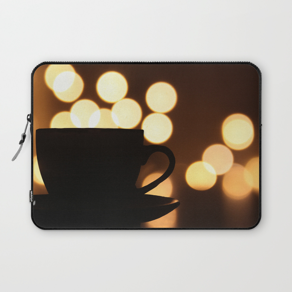 A Cup Of Coffee! Laptop Sleeve LSV7952519