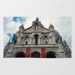 Sacred Heart Paris Rug