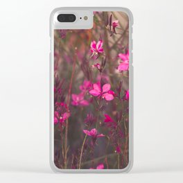 A Fairy Song Clear iPhone Case