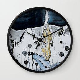 Moose – Outlook Wall Clock