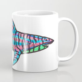 Zebra Sharks Coffee Mug