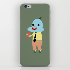 Marty (Alt) iPhone & iPod Skin