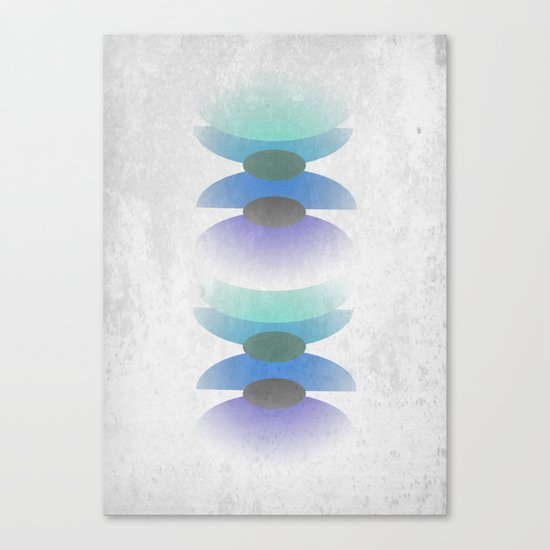 Totem 2 Canvas Print