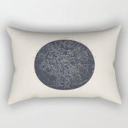 Map n XIV Rectangular Pillow