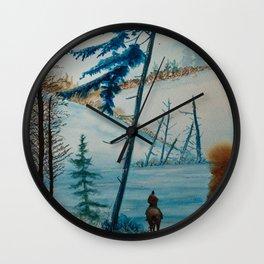 Bredafonn Wall Clock