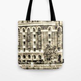 Hays Galleria London Vintage Tote Bag