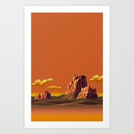 Landscape XLVII Art Print