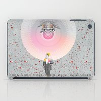"architect iPad Cases featuring ""The Big Architect"" by Alessandro De Vita"