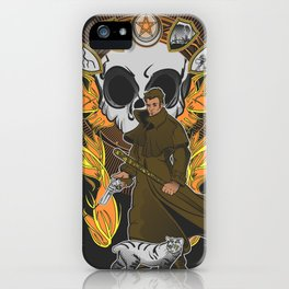 First Storm iPhone Case