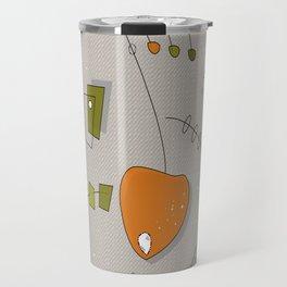 Bouncing Mobiles Travel Mug