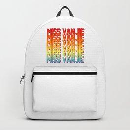 Miss Vanjie! Backpack
