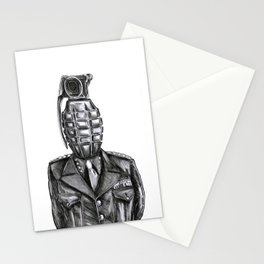 General Damage Stationery Cards