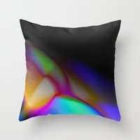 mortal instruments Throw Pillows featuring Trans-Mortal by tscreative