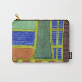 Beach Palms Carry-All Pouch