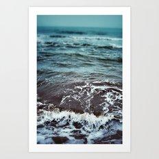 [ RISE ] Art Print