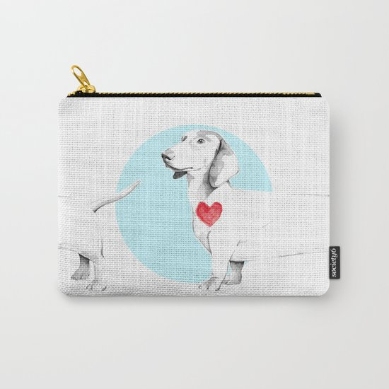 Long dog Carry-All Pouch