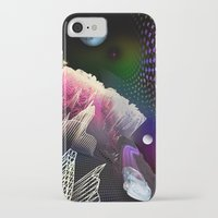 hologram iPhone & iPod Cases featuring Moonlight Drive by Antonio Jader