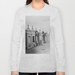 On a Walk in New Orleans Long Sleeve T-shirt