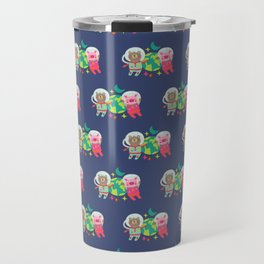 Space animals Travel Mug