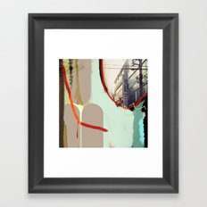 ikgjhh Framed Art Print