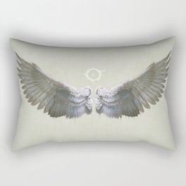 Icarus Wings Rectangular Pillow