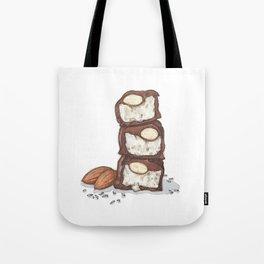 Candies & Sweets: Almond Joy Tote Bag