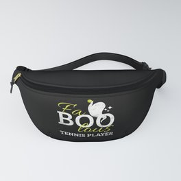 Fa Boo Lous Fabooulous Tennis Player Halloween Fanny Pack