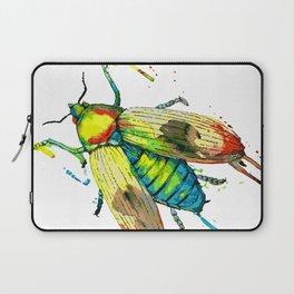 Watercolor bug Laptop Sleeve