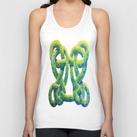 jack Tank Tops featuring Jack by Erin Malbuisson-Delaney