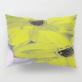 Chartreuse Pillow Sham