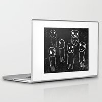 kodama Laptop & iPad Skins featuring Kodama by pkarnold + The Cult Print Shop