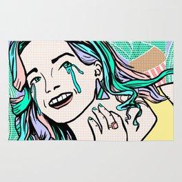 Pop Art - Quarter Life Crisis Rug