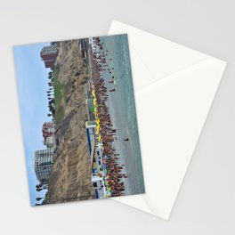 Cliffside Beaches of Miraflores Stationery Cards