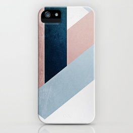 Complex Triangle iPhone Case