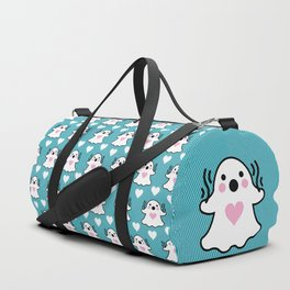 Love You, Boo Duffle Bag