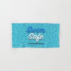 Swim Safe Hand & Bath Towel