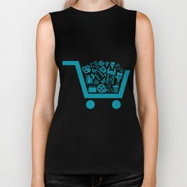 Cinema a cart Biker Tank