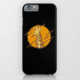 Giraffe Giraffes Gift Idea iPhone Case