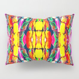New Watermelon Sugarcane Pattern Pillow Sham