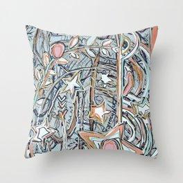 Muster3/brittmarks Throw Pillow