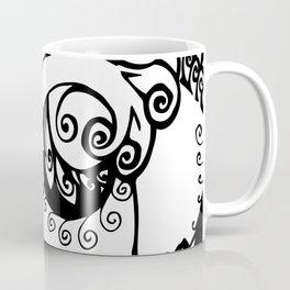 Fu Dog Coffee Mug
