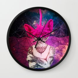 Sphynx COLOR Wall Clock
