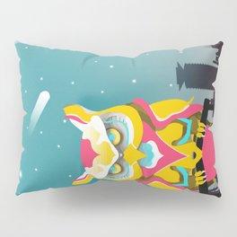 Nairobian Owl Pillow Sham