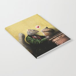Mr. Squirrel Loves His Acorn! Notebook
