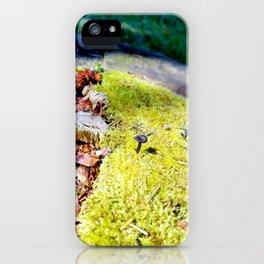 Tiny mush iPhone Case