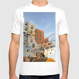 The Ray and Maria Stata Center T-shirt