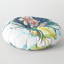 Beach Goddess Floor Pillow