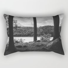 Lost in Nature Rectangular Pillow