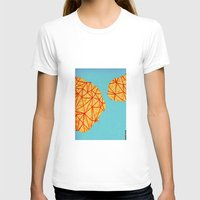 detroit T-shirts featuring - detroit - by Magdalla Del Fresto